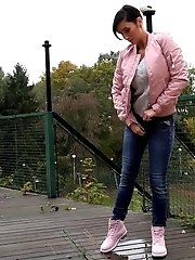 15 pictures - Pink and Denim